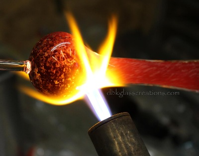 blown glass pipes